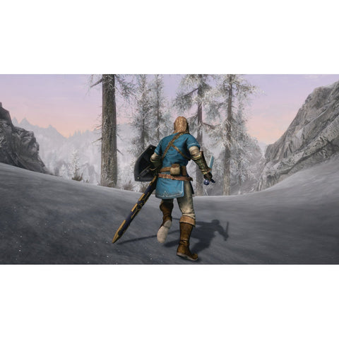 Nintendo Switch The Elder Scrolls V Skyrim