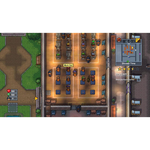 XBox One The Escapists 2
