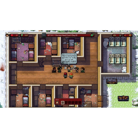 XBox One The Escapists: The Walking Dead