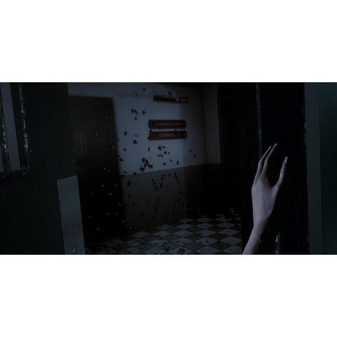 PS4 VR The Inpatient