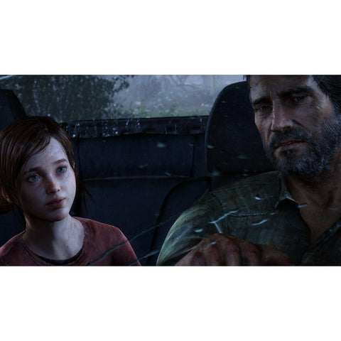 PS4 The Last Of Us Remastered (R3)