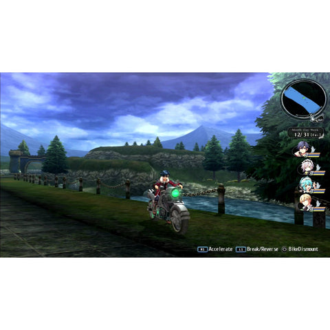 PSV The Legend of Heroes Trails of Cold Steel 2
