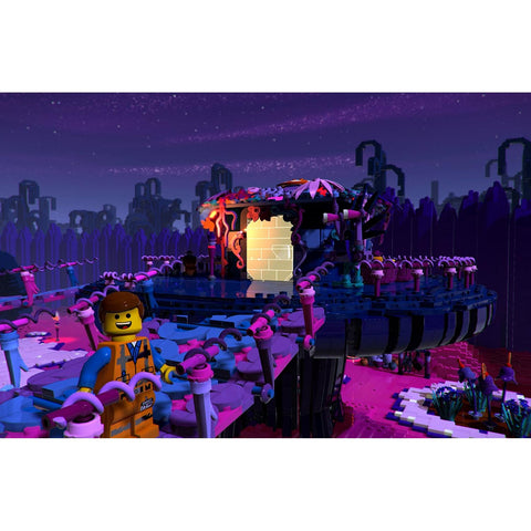PS4 The LEGO Movie 2 Video Game (R3 Chi/Eng Subtitle)