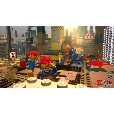 PS4 The LEGO Movie Video Game
