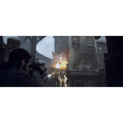 PS4 The Order 1886 (English/Chinese Subtitle)