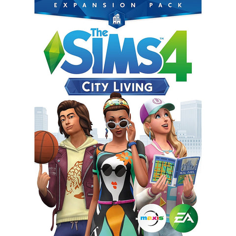 PC The Sim 4 City Living (Digital Copy)