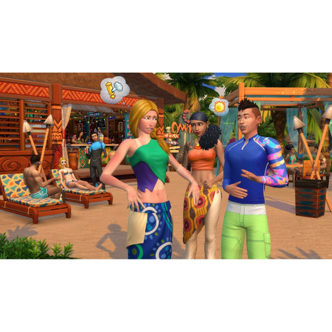 PC The Sims 4 Living Island Expansion (EU)
