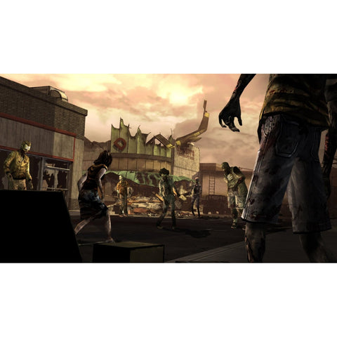 XBox One The Walking Dead: Season One