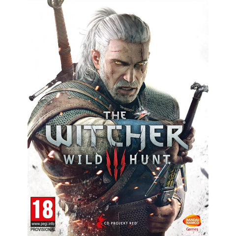 PC The Witcher 3 Chinese (Digital Copy)