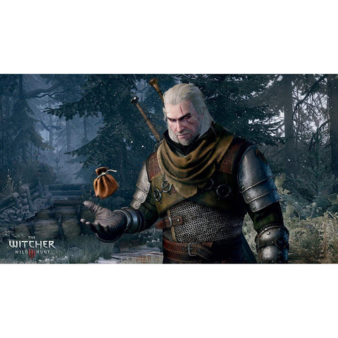 PS4 The Witcher 3: Wild Hunt GOTY