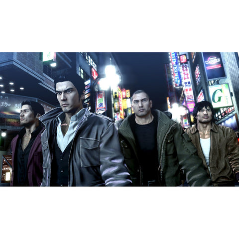 PS4 Ryu Ga Gotoku 3 IN 1 Collection R3 (Chinese)