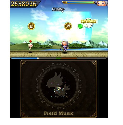 3DS FINAL FANTASY THEATRHYTHM: CURTAIN CALL