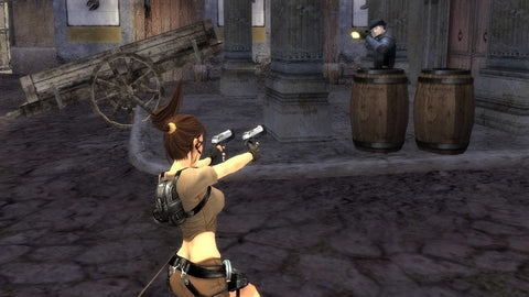PC Tomb Raider Chronicles
