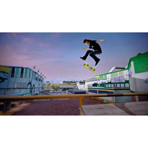 PS4 Tony Hawk's Pro Skate 5