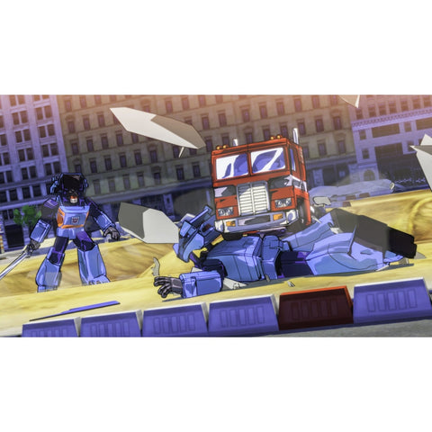 Xbox One Transformers: Devastation