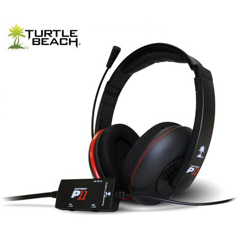 PS3 Turtle Beach P11 Gaming Headset For PS3/PC