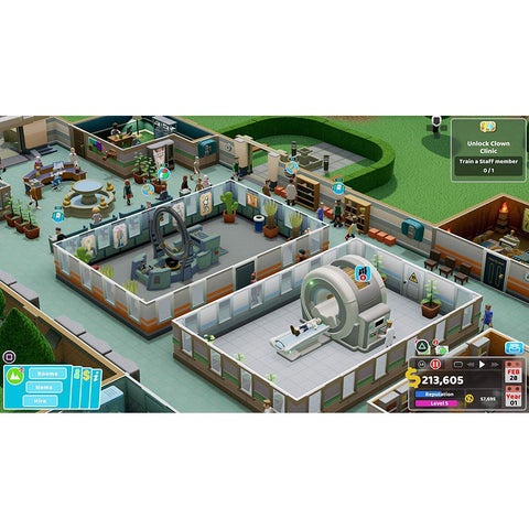 PS4 Two Point Hospital (R3)
