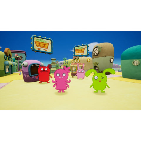 XBox One Uglydolls an Imperfect Adventure