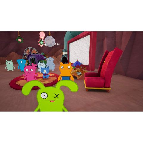Nintendo Switch UglyDolls: an Imperfect Adventure
