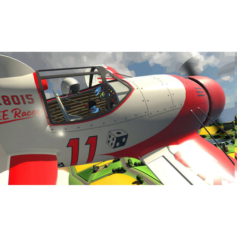 PS4 VR Ultrawings (R2)