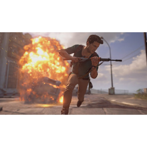 PS4 Uncharted 4: A Theif's End