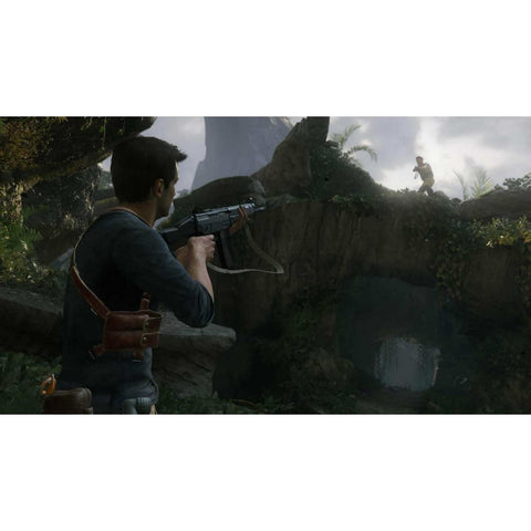 PS4 Uncharted Dual Pack (Thief's End + Lost Legacy)