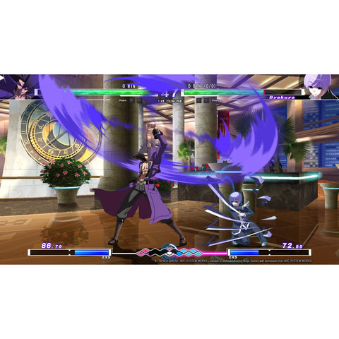 Nintendo Switch Under Night In-Birth Exe:Late|cl-r|