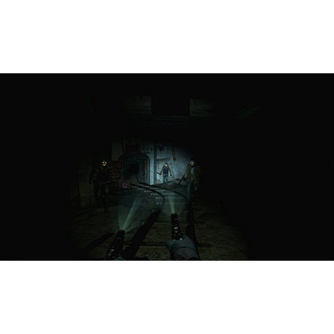 PS4 VR Until Dawn Rush Of Blood (R3)