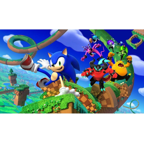 3DS Sonic Lost World (Jap)