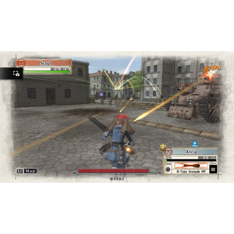 PS4 Valkyria Chronicles Remastered (ENG)
