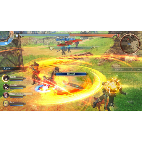 Xbox one Valkyria Revolution