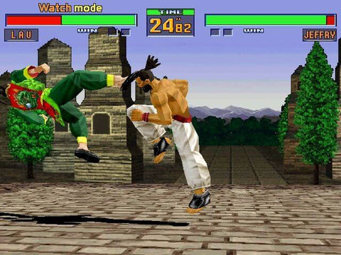 PC Virtua Fighter 2
