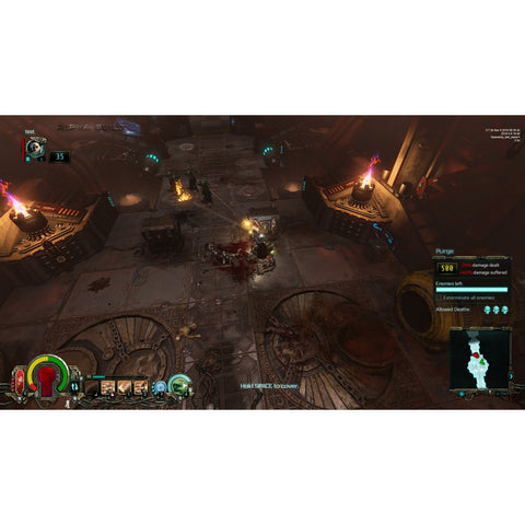 XBox One War Hammer 40,000 Inquisitor