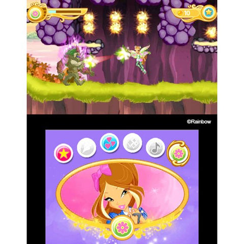 3DS Winx Club: Saving Alfea