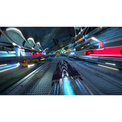 PS4 Wipeout Omega Collection (Region 1)