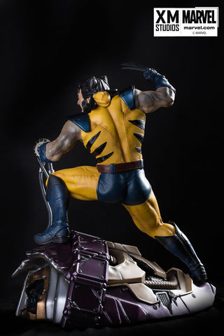 XM Studios Wolverine (with Coin)