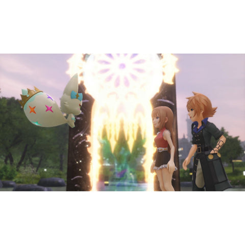 PS4 World of Final Fantasy (R1)