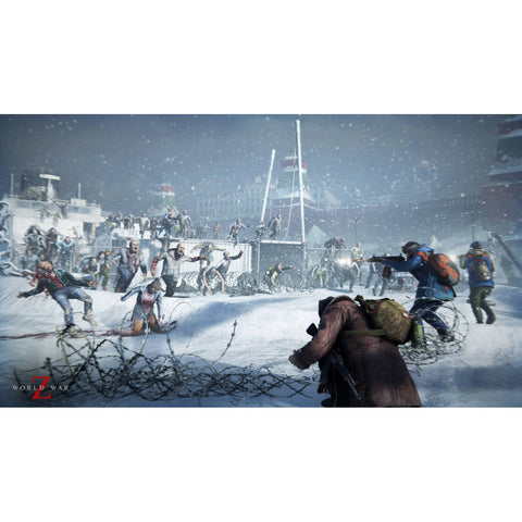 PS4 World War Z (R2)