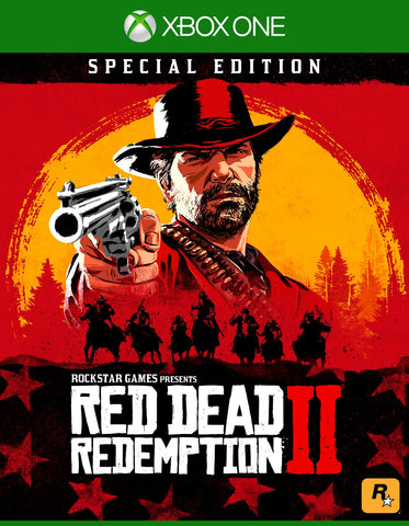 XBOX ONE RED DEAD REDEMPTION 2 [SPECIAL EDITION]