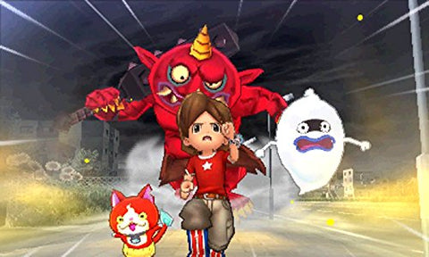 3DS Yokai Watch 2: Fleshy Souls