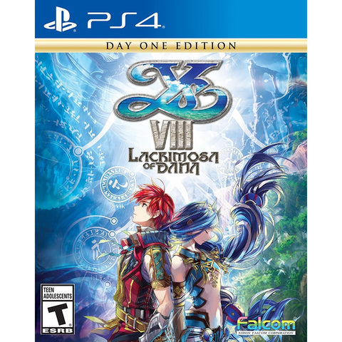 PS4 YS VIII: Lacrimosa of DANA (US)
