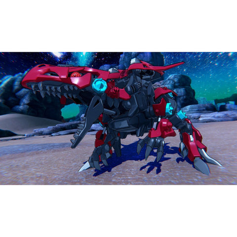 Nintendo Switch Zoids Wild: Blast Unleashed (EU)