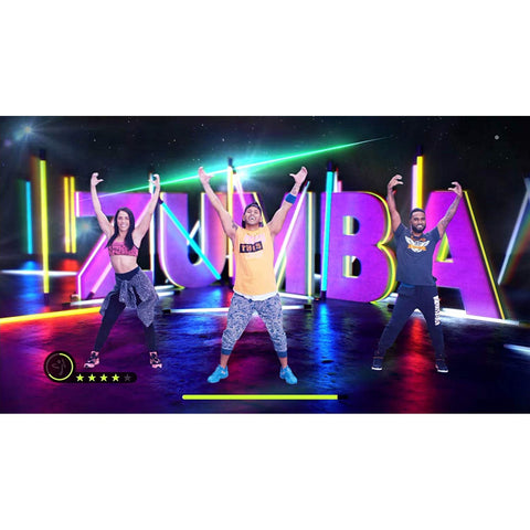 Nintendo Switch Zumba Burn it Up! (US)