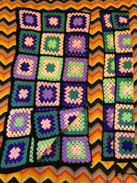 granny square cardigan tutorial pattern how-to crochet pieces