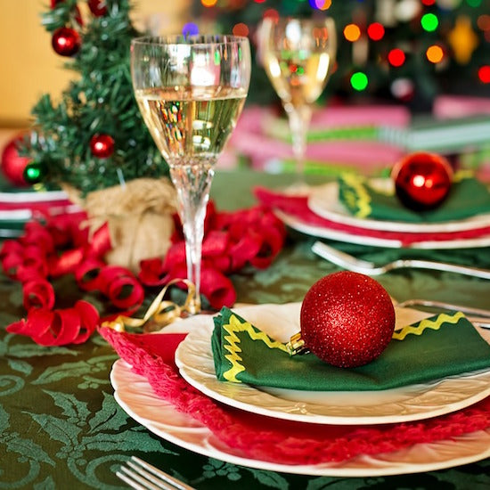 How to decorate for christmas in july lucys florist to make the event easier on yourself remember this isnt real christmas make sure you request each of your guests bring a plate andor bring some drinks solutioingenieria Gallery