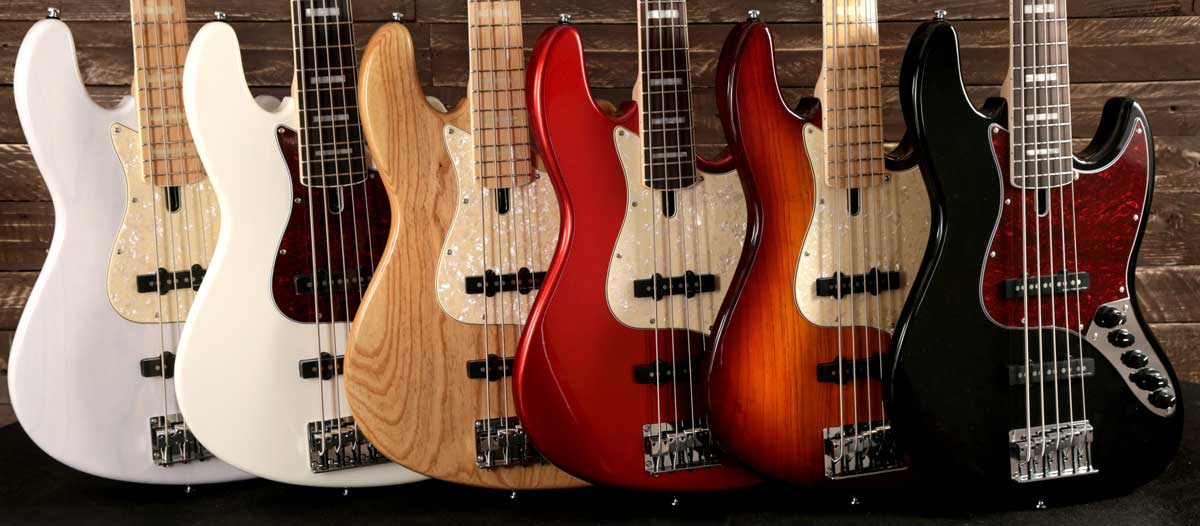 SIRE Marcus Miller Basses | 2nd Generation!