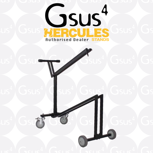 Hercules Music Stands 10+1 Package (10 Stands + 1 Carry Cart) - Gsus4