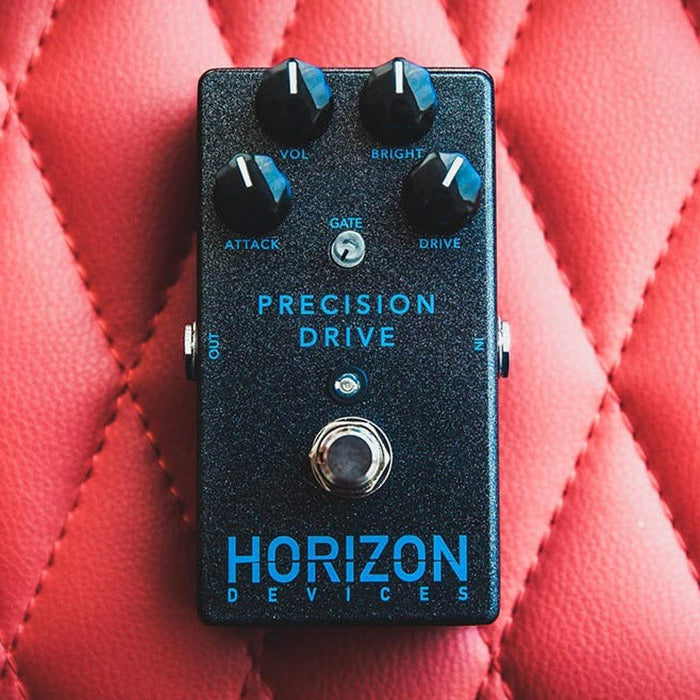 Horizon Devices | PRECISION DRIVE | Overdrive & Gate Pedal