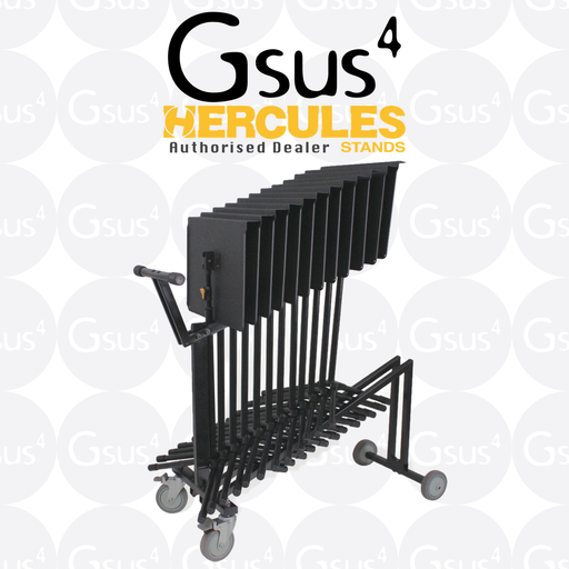 Hercules Music Stand Carry Cart BSC800 Stand by Hercules - Gsus4