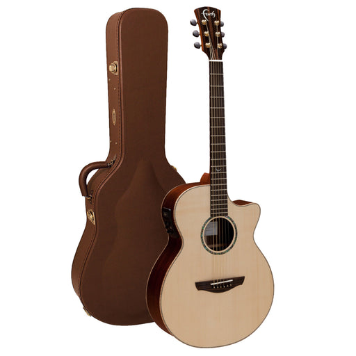 Faith Guitars | HiGloss Series VENUS | All Solid Acoustic | Fishman | Hard Case | FVHG